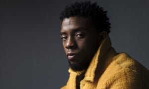 'He has not grown old as they have grown old' … Chadwick Boseman's role in Da 5 Bloods serves as an awful and brilliant epitaph to the young star.