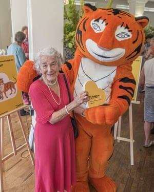 The incomparable Judith Kerr.