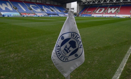 Wigan survival boosted after former owner waives £36m owed by club