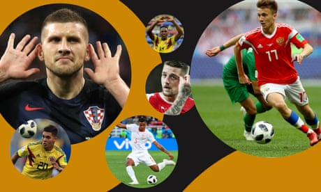 Six of the best: World Cup talents who will be on Premier League radars