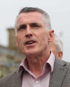 Sinn Fein's Declan Kearney said in a united Ireland, the party would act as a guarantor for the British identity and the unionist tradition.