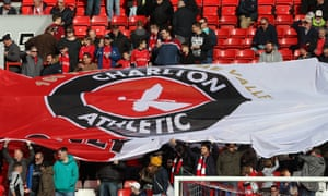 A Charlton fans' group raised more than £60,000 in protest funds against Roland Duchâtelet