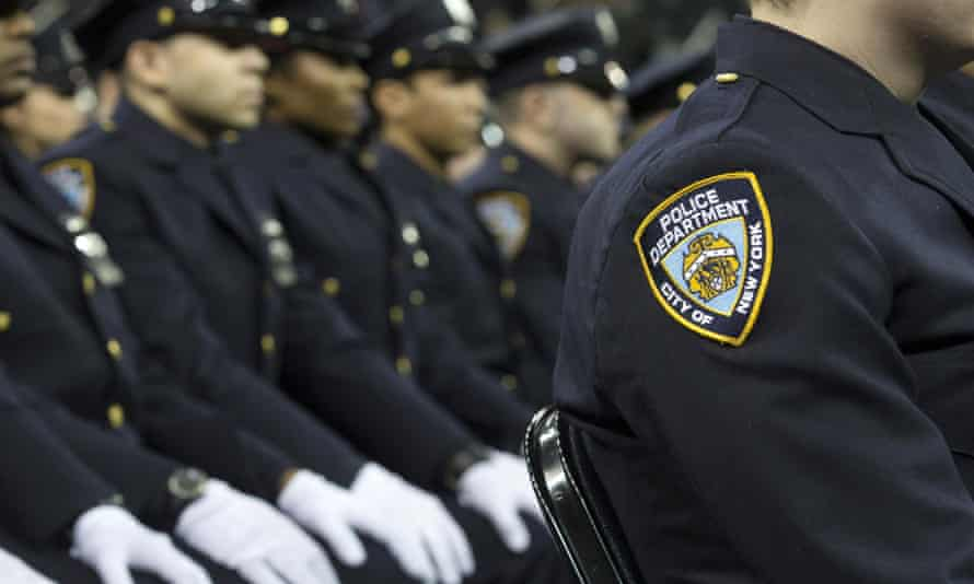 A reported police work slowdown in New York City has not been sanctioned by police unions.