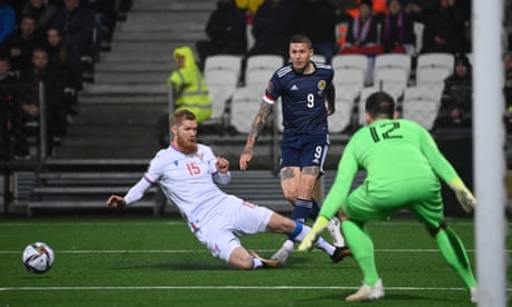 Faroe Islands v Scotland, Bulgaria v Northern Ireland: World Cup qualifying – live!