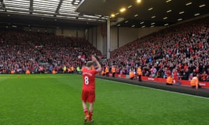 Steven Gerrard was a hero as a player at Anfield and Liverpool appear ready to help him start his coaching career.