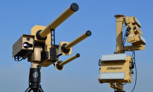 The Anti–UAV Defence System.