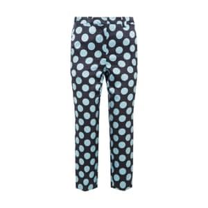 Trousers, £135, topshop.com