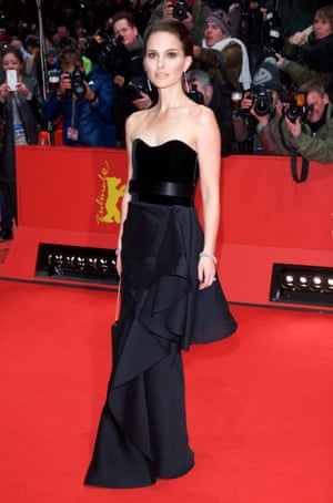 Natalie Portman wearing Lanvin