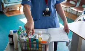 Hospitals are struggling to fill vacancies for nurses according toe latest NHS statistics.