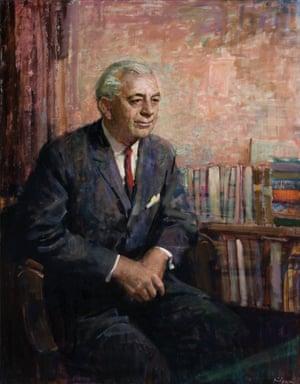The Rt Hon. Harold Edward Holt CH, 1970.William Edwin Pidgeon (1909–1981)