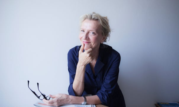 'Oh man, she's back': Elizabeth Strout on the return of Olive Kitteridge | Books | The Guardian