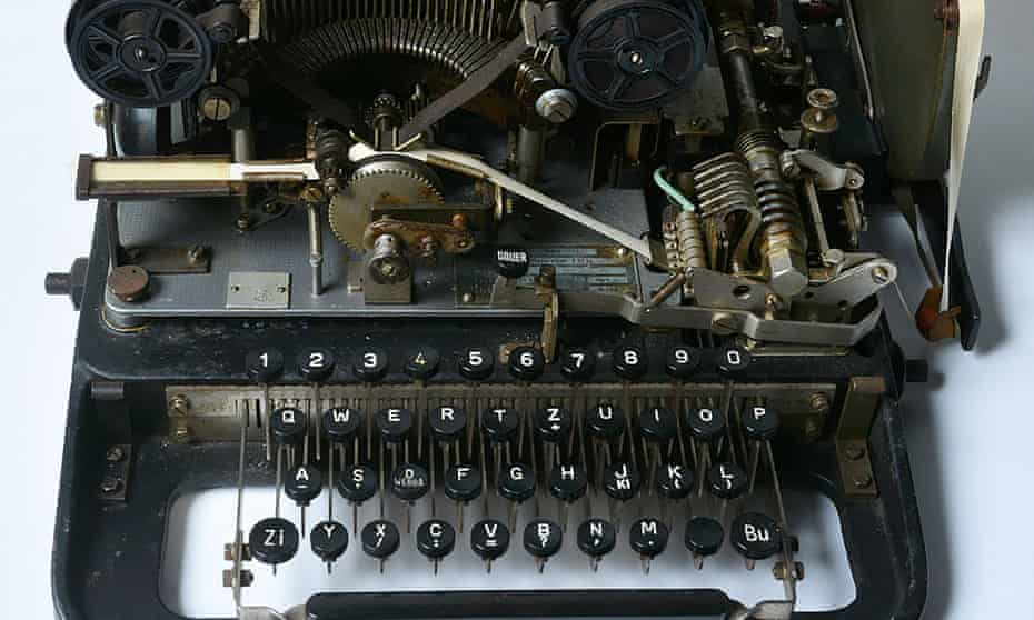 Lorenz teleprinter purchased by the National Museum of Computing