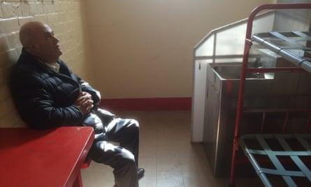Colm Tóibín Reading prison