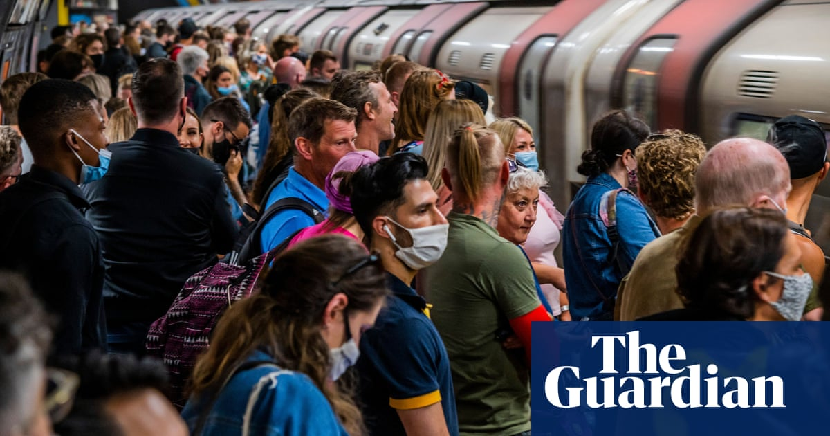 'I'm utterly sick of it': UK workers on returning to the commute