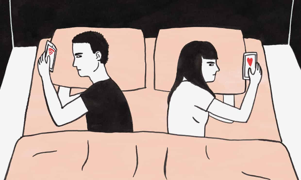 How couples spy with anti-cheating apps
