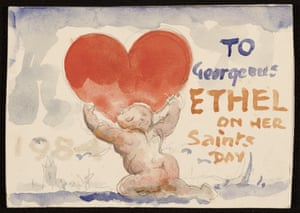 Xavier Gonzalez to Ethel Edwards (1984)