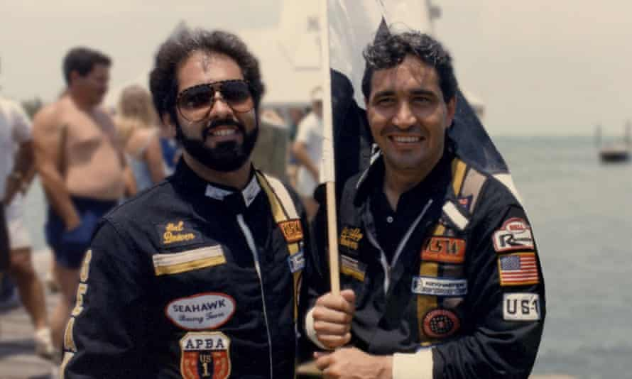 Salvatore 'Sal' Magluta and Augusto 'Willy' Falcon.