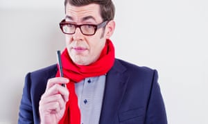 "'I didn't want to be that person who goes around saying, ""Oh, yeah, I'm writing a book""' … Richard Osman."