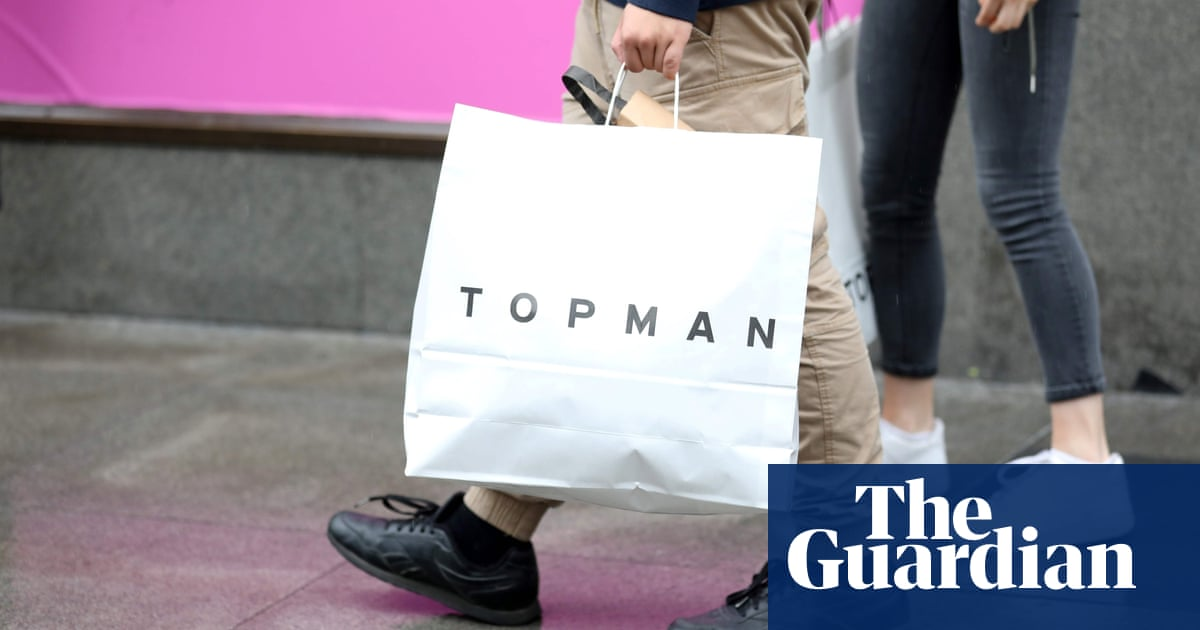 Sir Philip Green admits his shops didn't adapt to changing