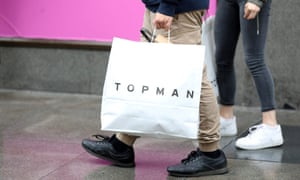 a topman shopper