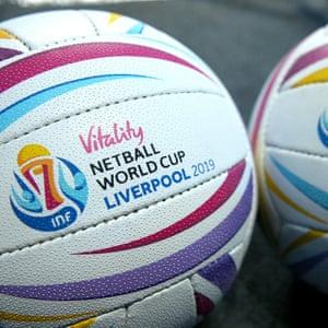 Netball World Cup 2019 ball