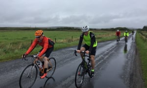 Bike blog Hardcore cycling in almost guaranteed rain  Scotland s no-frills   anti-sportive  7afedc402
