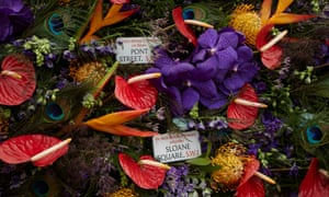 Chelsea in Bloom: this year's theme is floral safari.