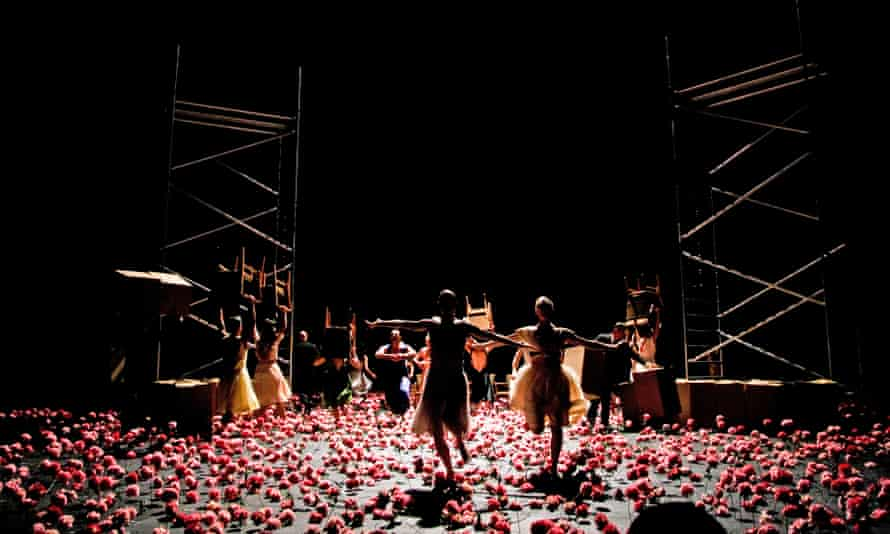 Tanztheatre Wuppertal's Nelken will be performed as part of Adelaide festival of the arts