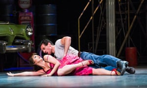 The Car Man Review Matthew Bourne S Smouldering Storytelling