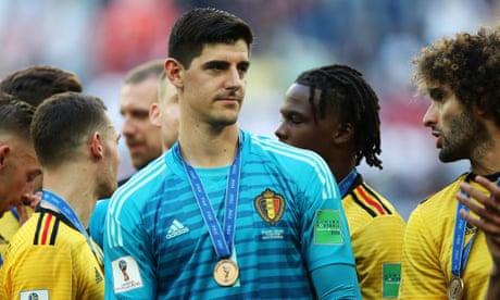 Thibaut Courtois believes World Cup displays warrant better Chelsea contract