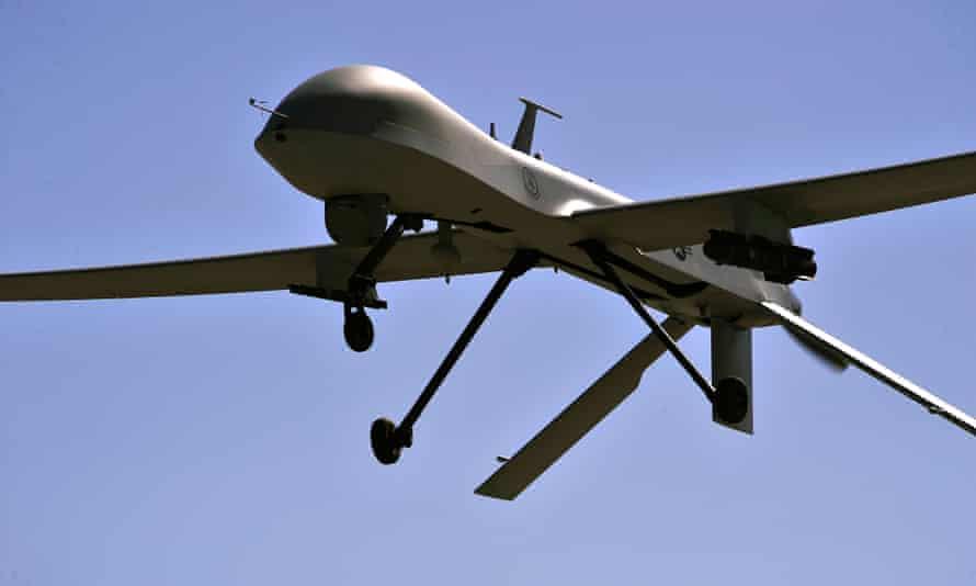 US military CIA drone strikes