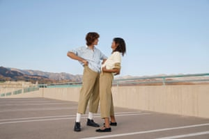 Relearn the KhakiGap have relaunched their khaki collection for SS20, think traditional khakis plus pastel shades and high waisted tapered style for men and women.trousers, £49.95, gap.co.uk