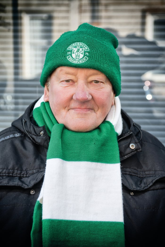 57335a1d3dcf0d Away days: on the road to Ayr United with Hibs fans | Football | The  Guardian