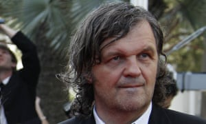 Emir Kusturica claims comments attributed to him by the Russian News Service were fabricated.