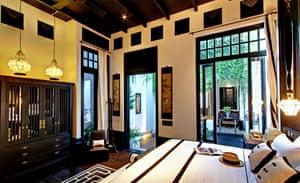 Pool Villa, The Siam Hotel, Bangkok
