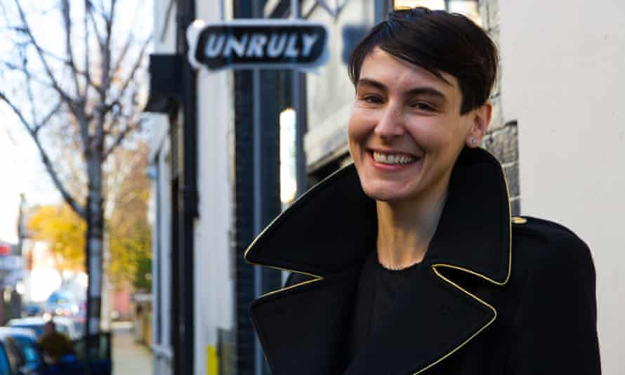 Sarah Wood, co-founder of Unruly.