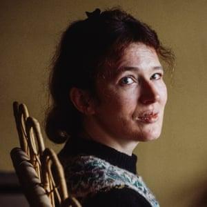 Angela Carter. Circa 1981