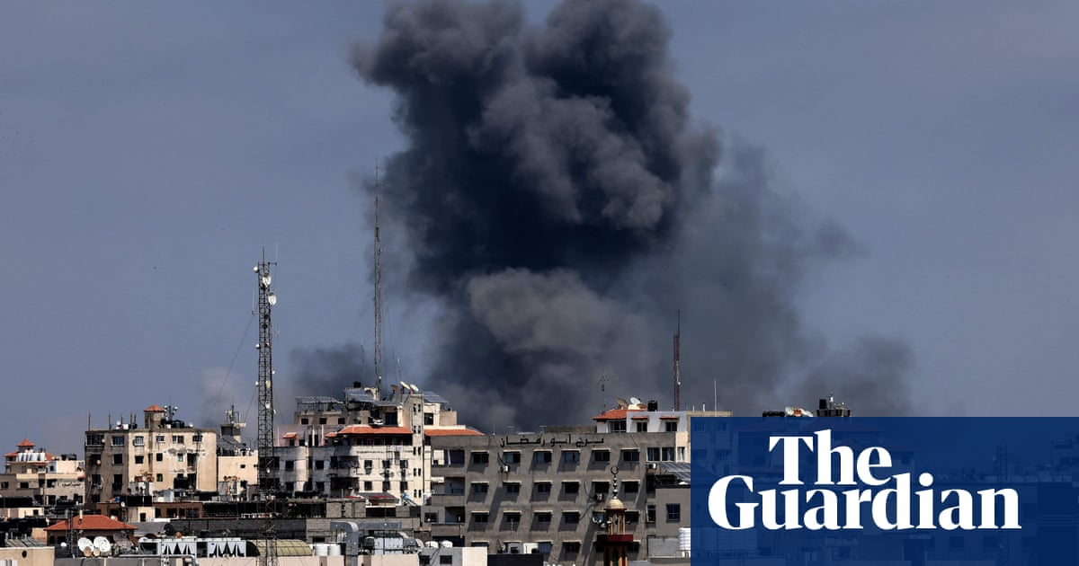 Israel vows not to stop Gaza attacks until there is 'complete quiet'