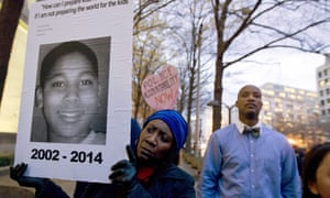 Tamir Rice was shot dead in Cleveland by police officer Timothy Loehmann.