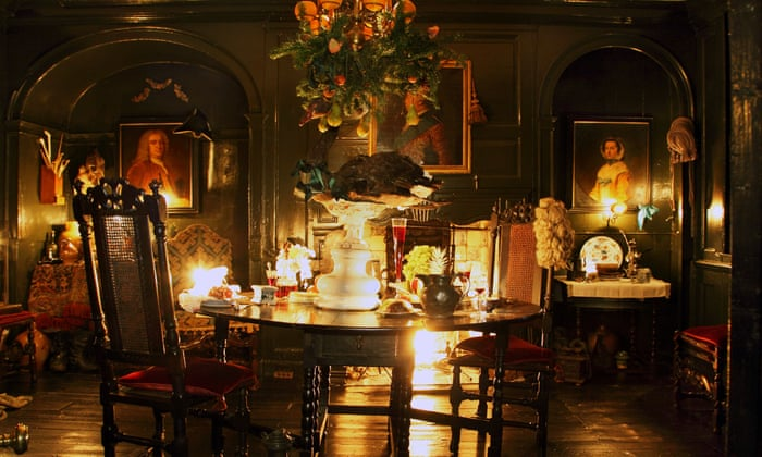 Christmas past: the charm of Dennis Severs' House, London | London holidays  | The Guardian