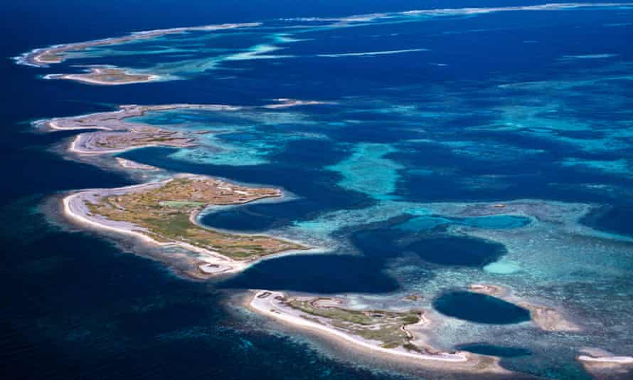 File photo of Houtman Abrolhos Islands, Western Australia