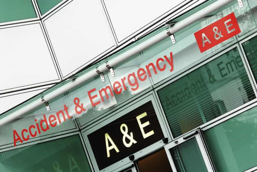 A&E waiting times are the worst since a target of a four-hour maximum delay was first introduced in 2004.