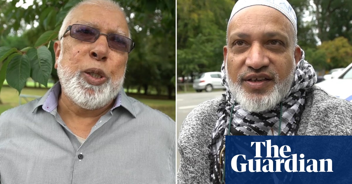 Dozens killed after gunman opens fire in two Christchurch mosques