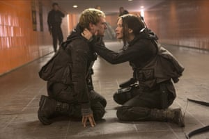 Messedamm in The Hunger Games: Mockingjay – Part 2.