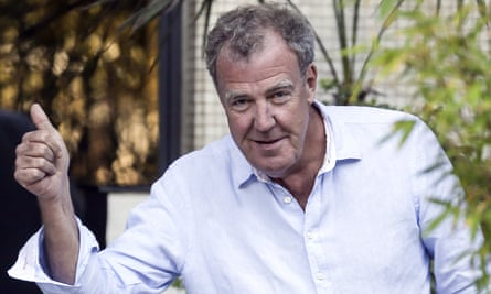 Jeremy Clarkson has a 'pungent, transgressive, slightly out-of-control talent', said former BBC director general Mark Thompson.