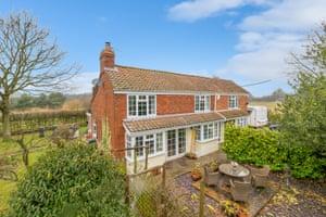 granny annexe Furze Cottage Lincolnshire