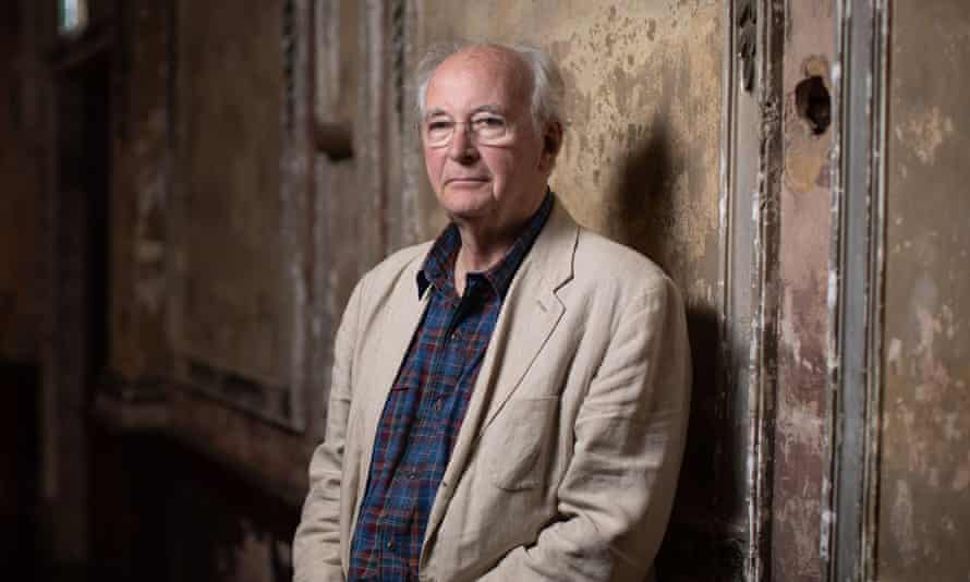 Philip Pullman, pictured in 2019.