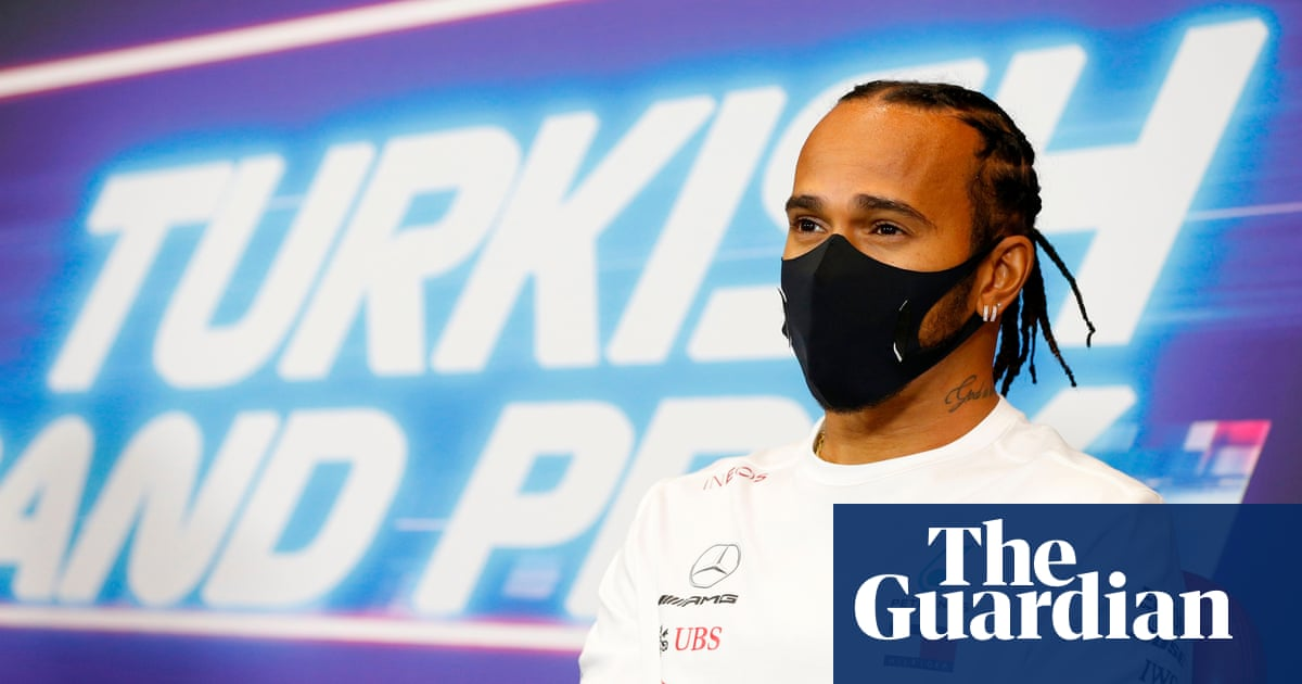 Lewis Hamilton reflects on leap of faith that helped him create F1 history