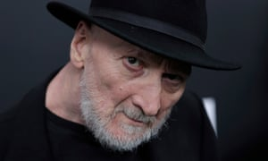 Frank Miller at the New York premiere of Batman v Superman: Dawn of Justice