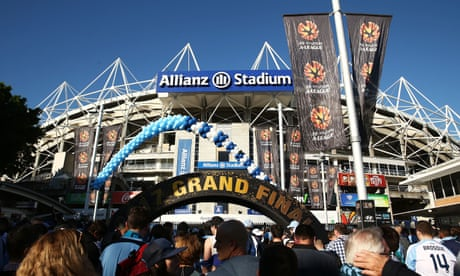 A-League grand final: Sydney FC v Melbourne Victory – live!